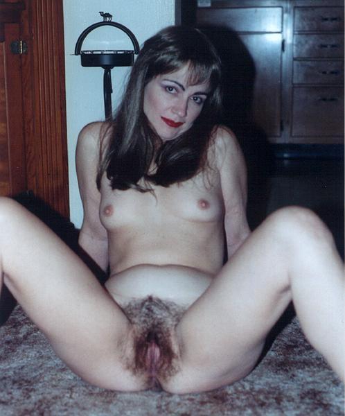 Hairy Gfs 18
