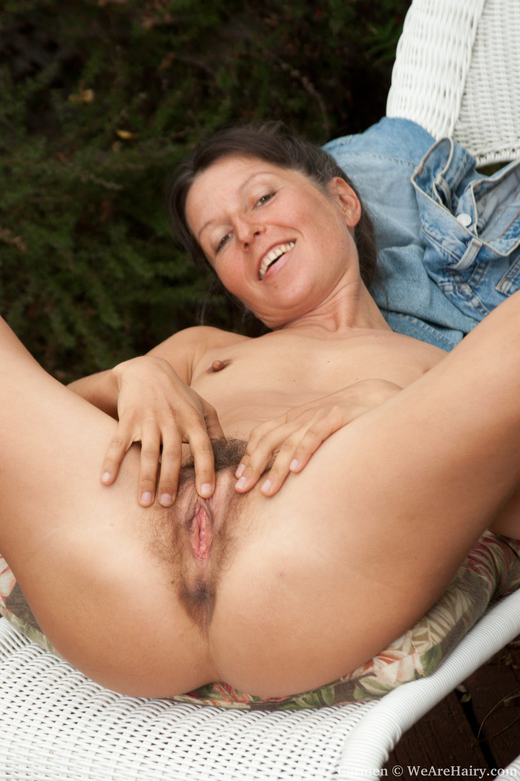 Amiture Mature Woman Pussy