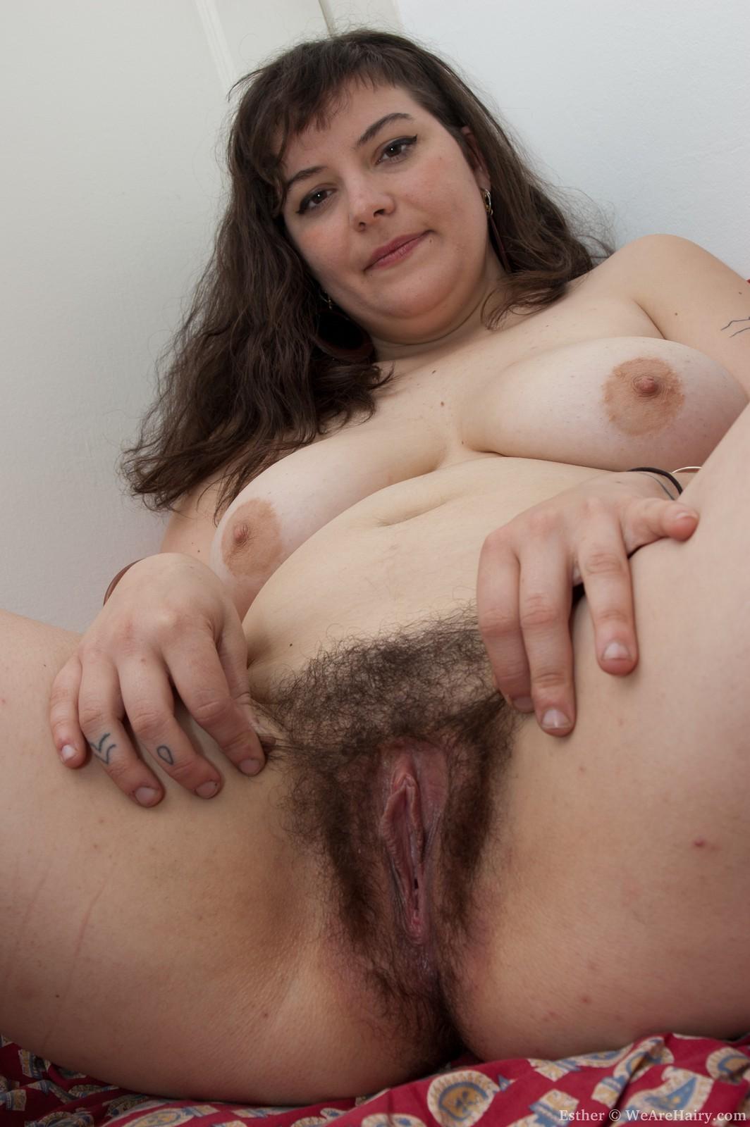 У жены очень волосатая 9 фотография