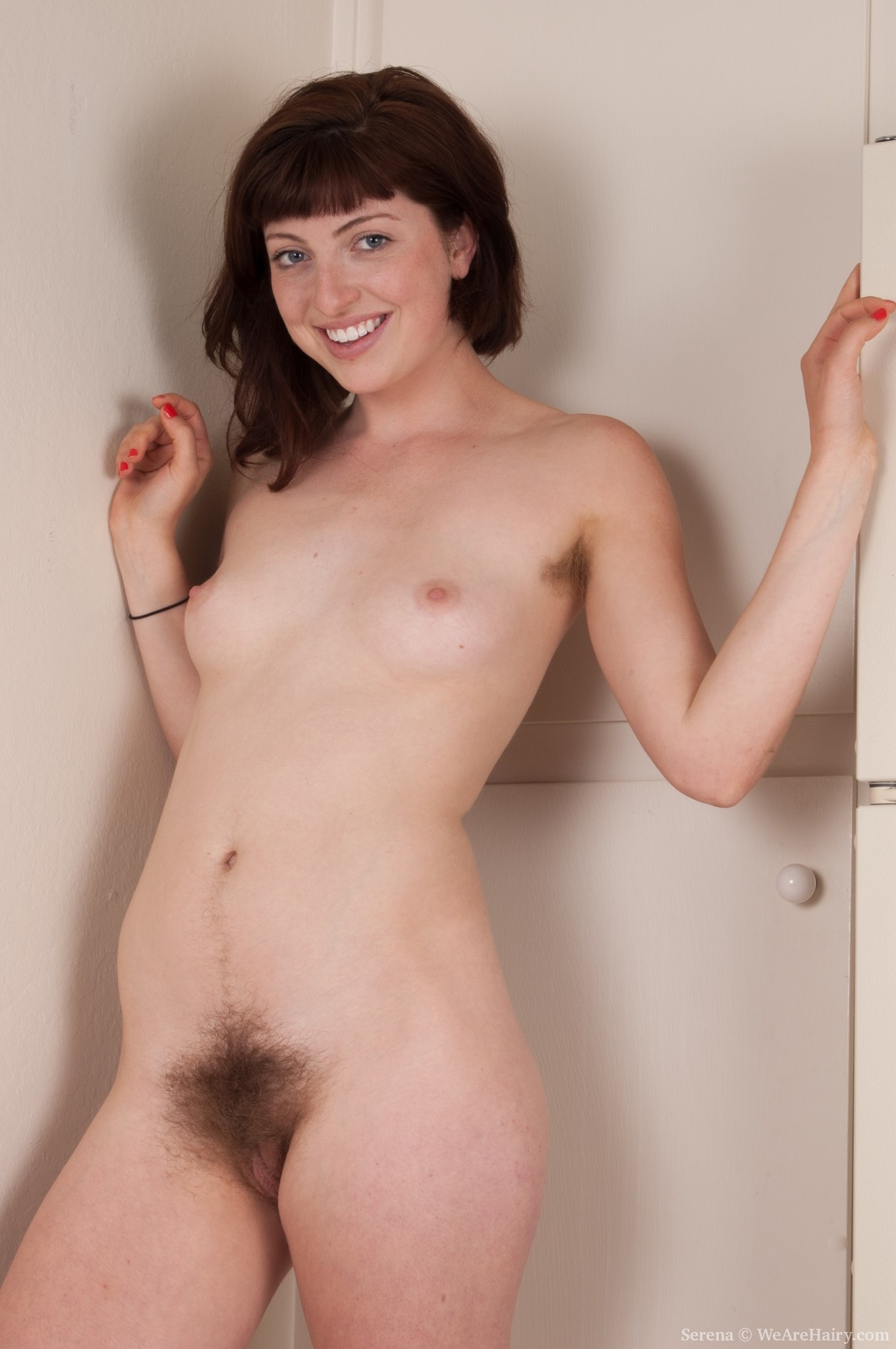 ... with hairy nipples - hairy ladies, marika hairy @ Hairy Naked Girls