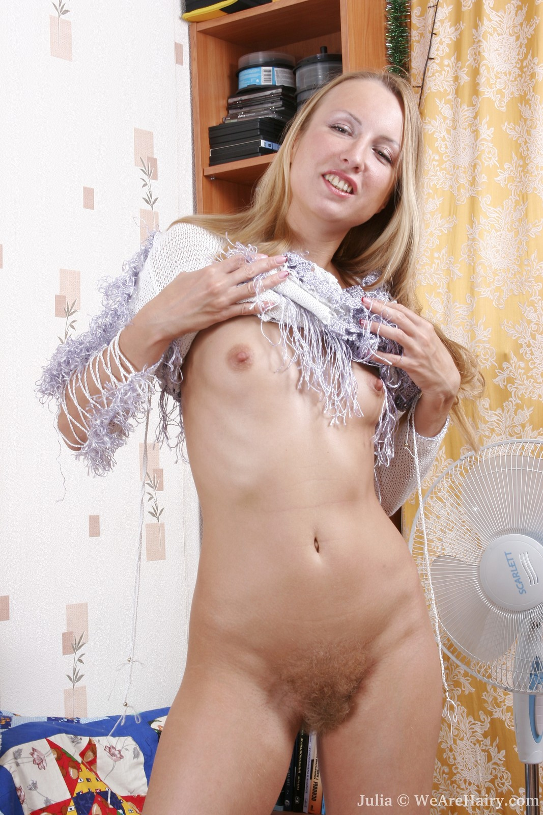 For virgin blondes hairy bush apologise