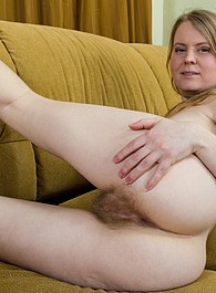 Romanian hairy pussy was specially