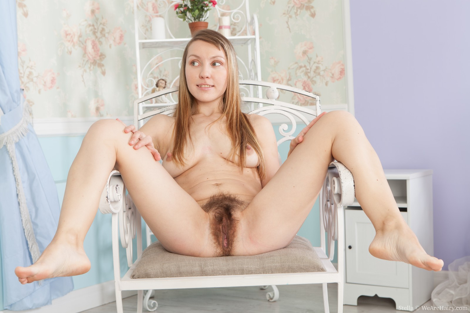 More Natural Hairy Teen 69